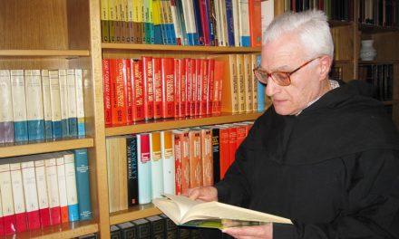 Muere en Madrid José Anoz Gutiérrez, agustino recoleto, apasionado por la Sagrada Escritura y el estudio de san Agustín