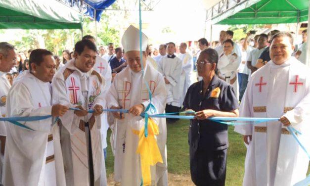 La Orden regresa, después de 10 años, a la misión de Mindanao en Filipinas