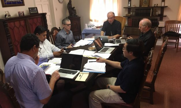 The Augustinian Recollects continue to advance in the process of revitalizing the Order and their evangelizing mission
