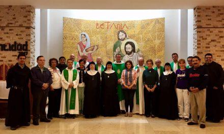 Encuentro de representantes de Centros de Espiritualidad Agustino Recoleta