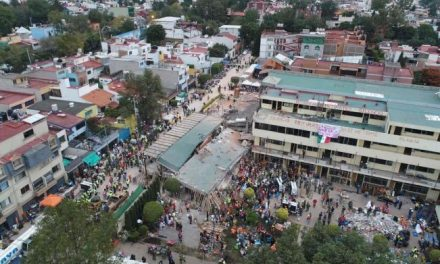 """Fr. Fco. Javier Acero, vicario de México: """"La Ciudad de México se ha convertido en una gran capital de la solidaridad"""""""