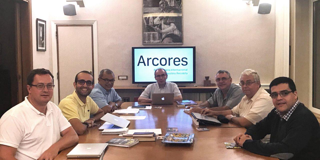 El Consejo General ratifica ARCORES, la nueva red de solidaridad agustino recoleta