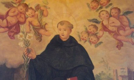 Beato Antonio Patrizi, ejemplo agustiniano de vida contemplativa