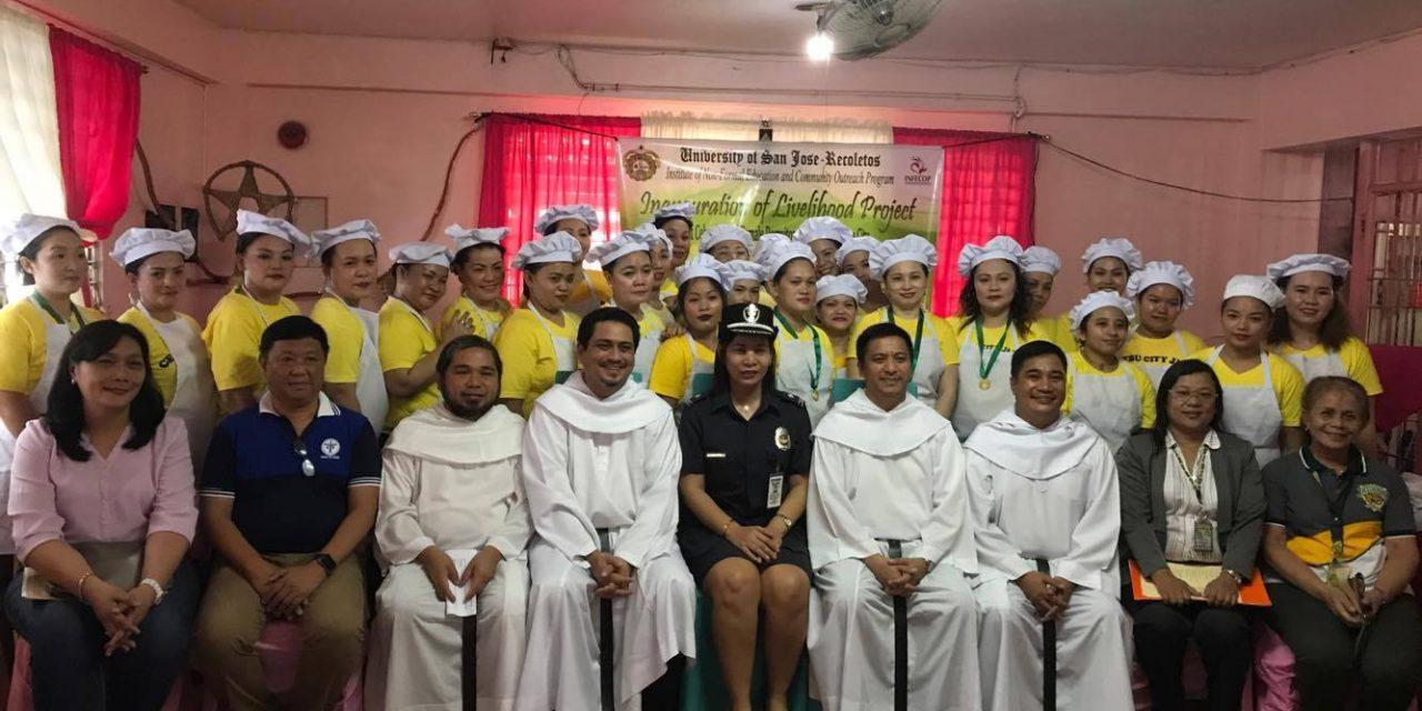 ARCORES Filipinas realiza sus primeras obras sociales en Cebú y Manila