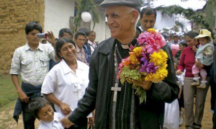 Obispos misioneros y agustinos recoletos en la Jornada Mundial de las Misiones