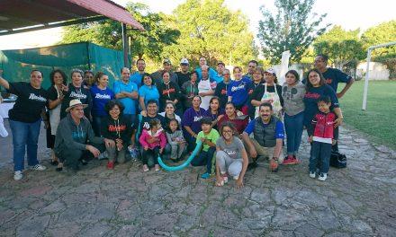 La Fraternidad Seglar mexicana, unida con ambiente festivo a Venezuela