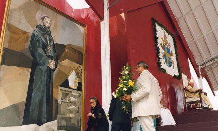 25 años de San Ezequiel Moreno