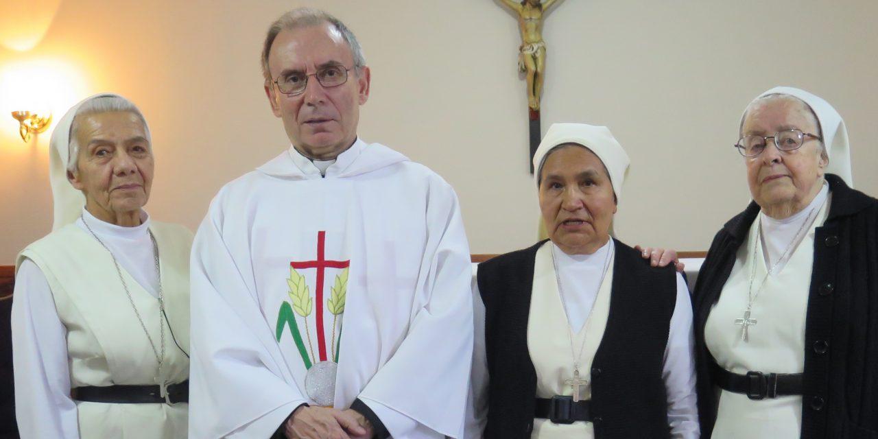 Hna. Inés Castiblanco, nueva superiora general de las Agustinas Recoletas de los Enfermos