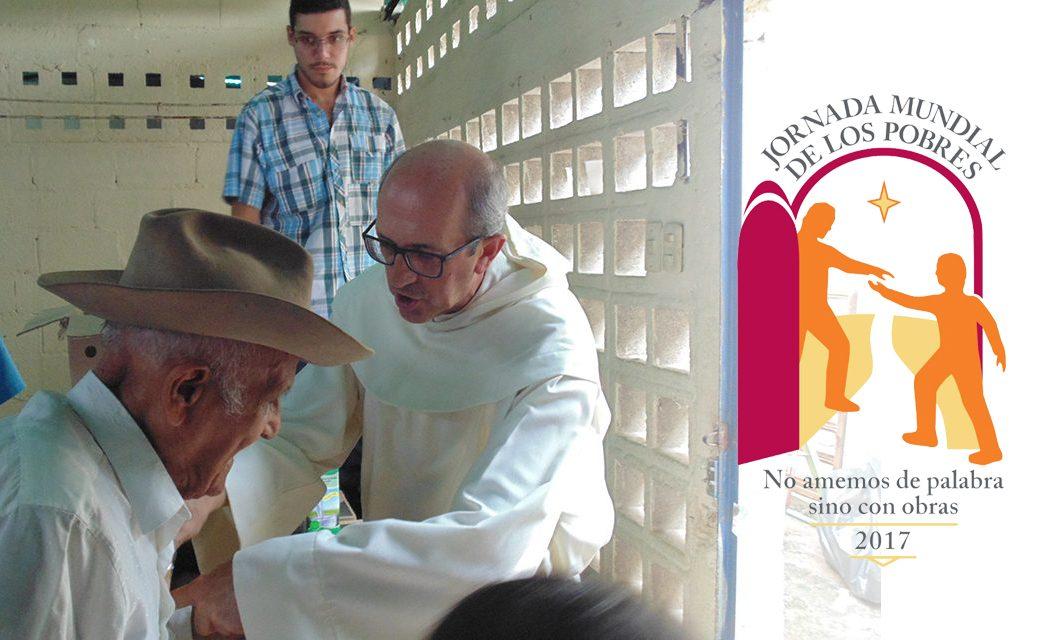 Estar con los pobres: vivir el Evangelio, estar con Dios