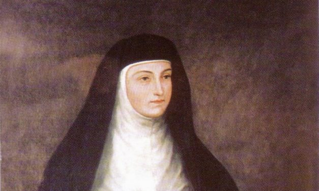 Pope Francis recognizes the heroic virtues of Mother Mariana de San José