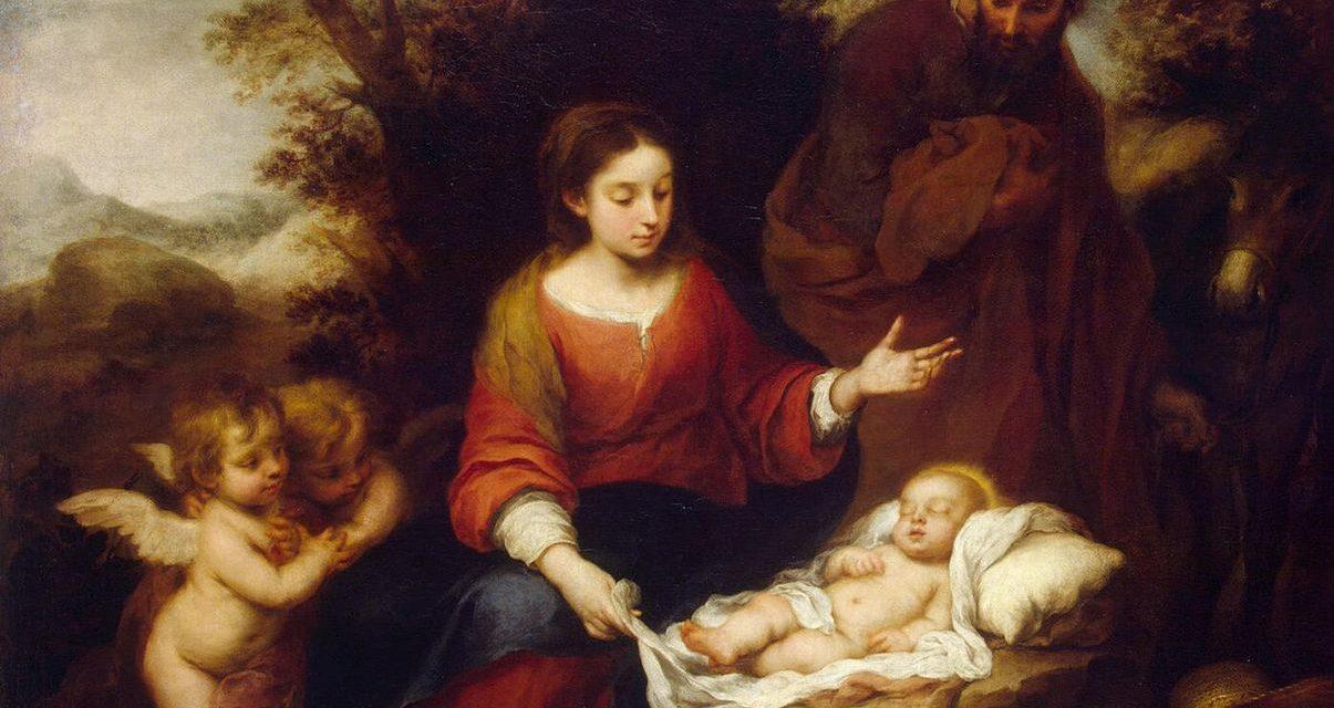 San Agustín y la Navidad: la divinidad del Mesías recién nacido