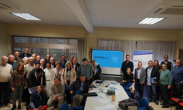 La red solidaria internacional ARCORES crece con el nacimiento de ARCORES España