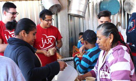 Las JAR continúan asistiendo a los afectados por el terremoto de México
