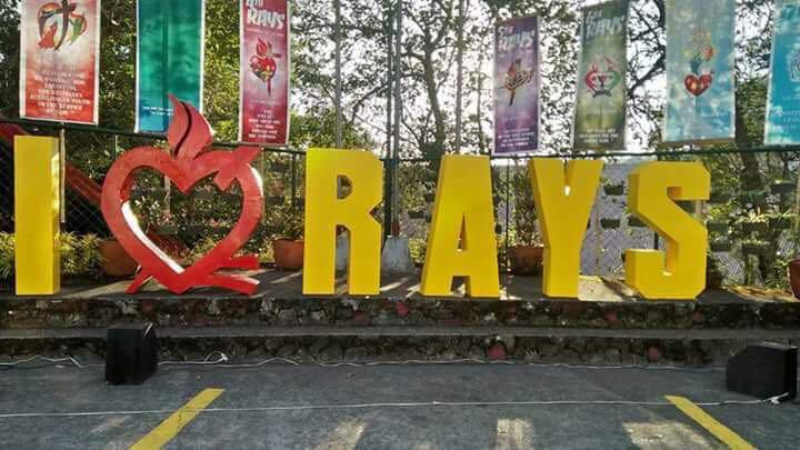 RAYS-Filipinas