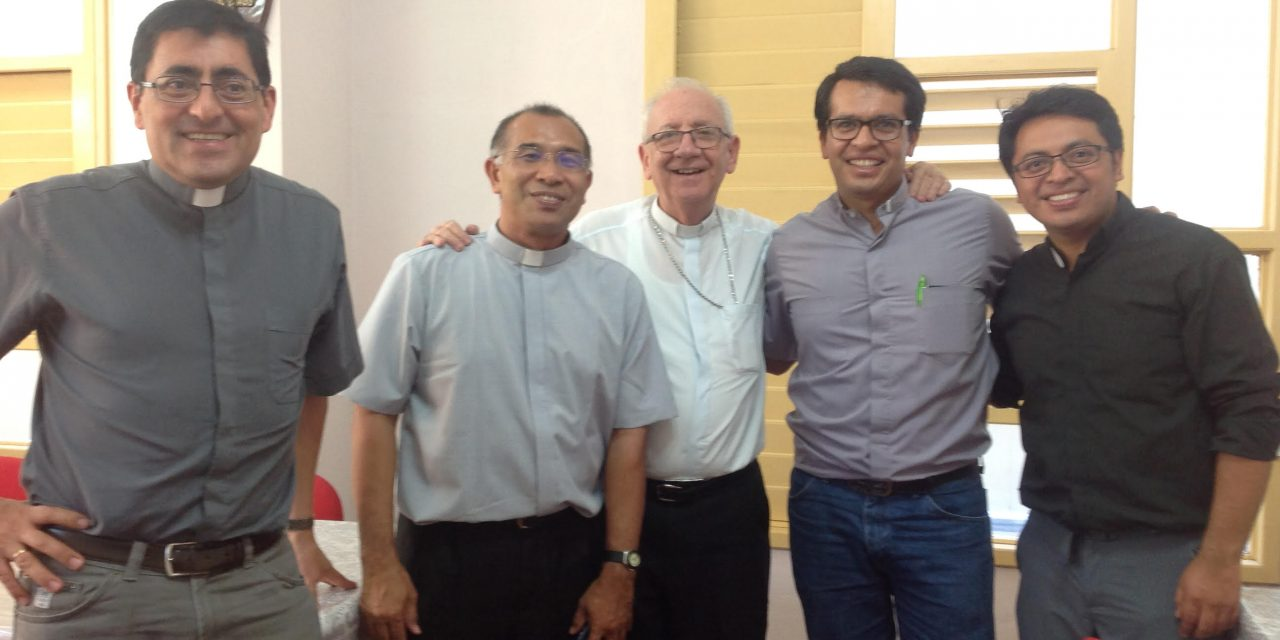 Los Agustinos Recoletos llegan a Cuba