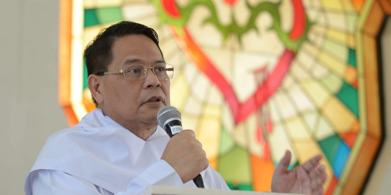 Dionisio Selma: la cabeza de los agustinos recoletos de Filipinas, Taiwán y Sierra Leona