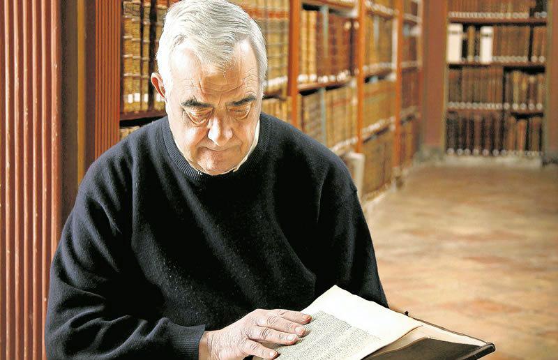 El Padre Olarte: San Millán y la Glosas