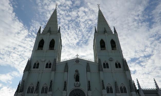 La Basílica de San Sebastián de Manila: la iglesia de hierro
