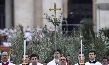 Del grito de 'hosanna' al grito de 'crucifixión'