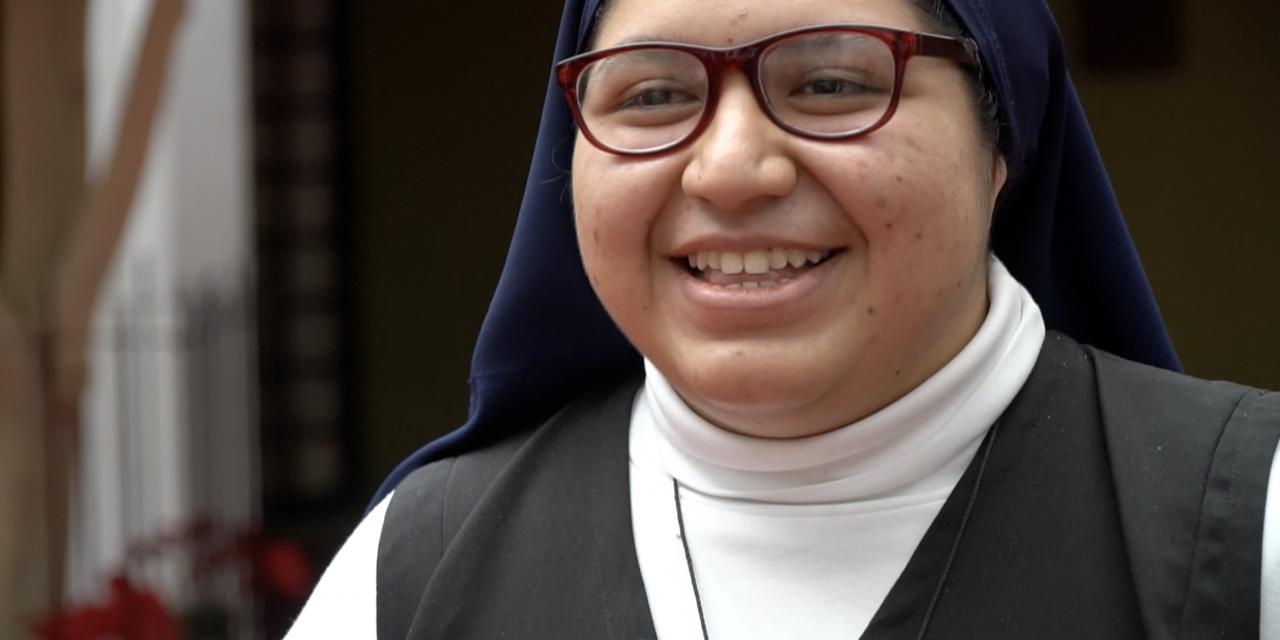De las Juventudes Agustino Recoletas al convento de clausura