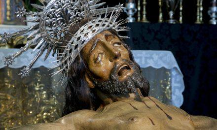 San Agustín y la Pasión de Cristo