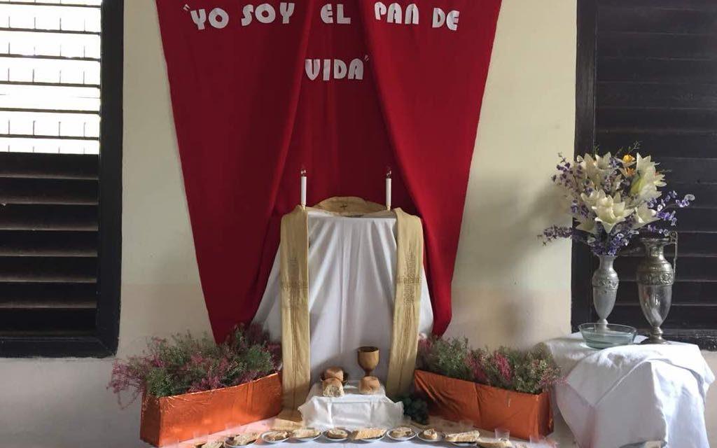 La primera Semana Santa de los Agustinos Recoletos en Cuba