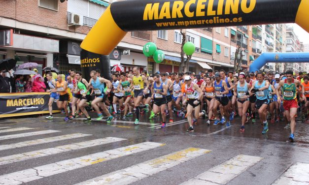 Deporte y solidaridad: más de 4.000 personas recordando al agustino recoleto Marcelino Álvarez