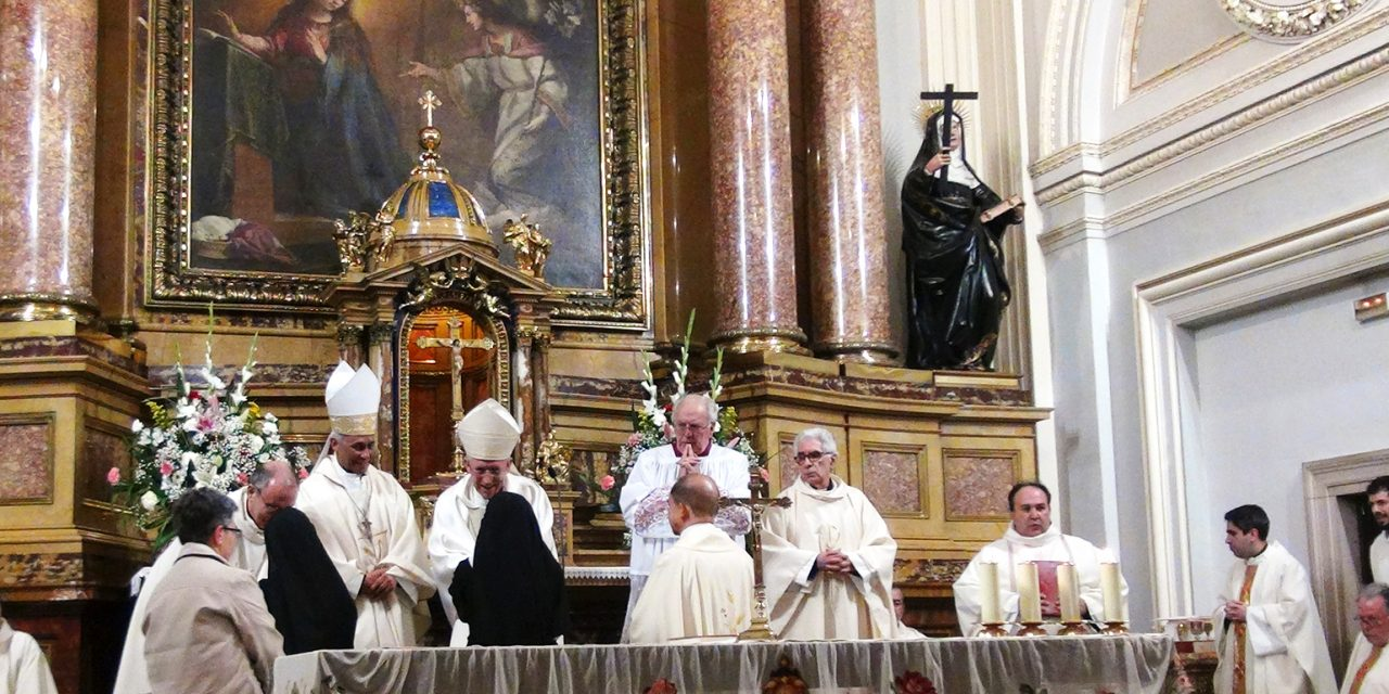 """""""La Madre Mariana de San José sigue siendo un faro de vida entregada al Señor"""""""