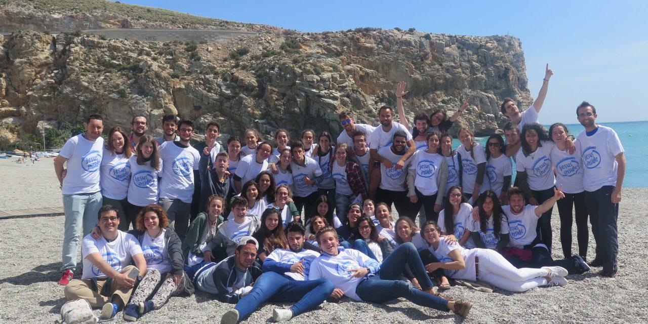 En comunidad y sintiendo a Cristo: así viven los jóvenes de las JAR la Semana Santa