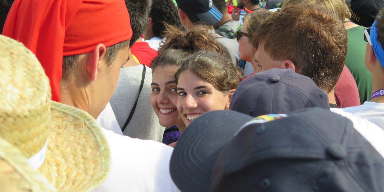 La Iglesia y los jóvenes: menos de un año para la Jornada Mundial de la Juventud