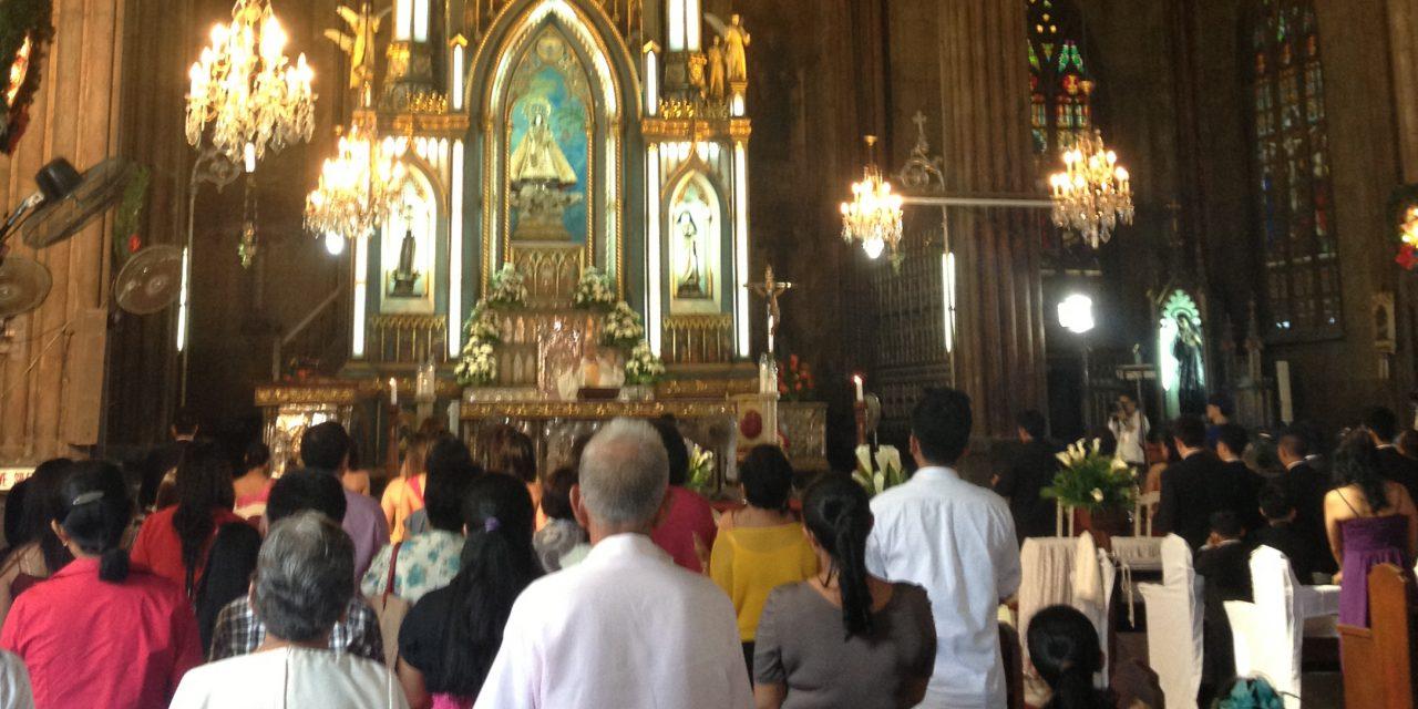 El Prior general pide unirse al cuarto centenario de la llegada de la Virgen del Carmen a Filipinas