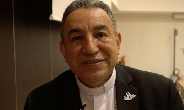 """""""Jóvenes agustinos recoletos, bienvenidos desde ya a Panamá"""""""