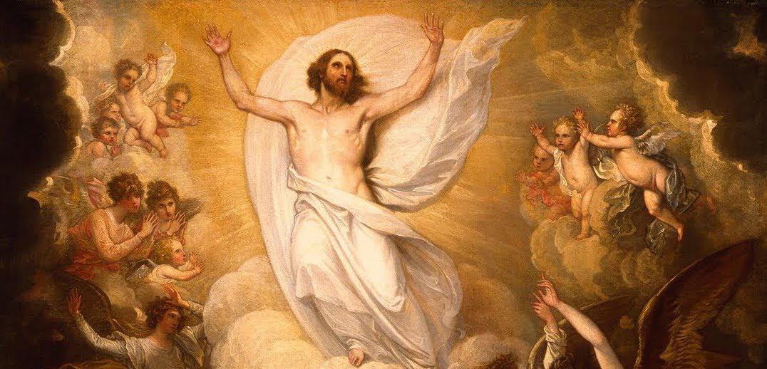 """La Ascensión del Señor, según San Agustín: """"Su ascensión, nuestra glorificación"""""""