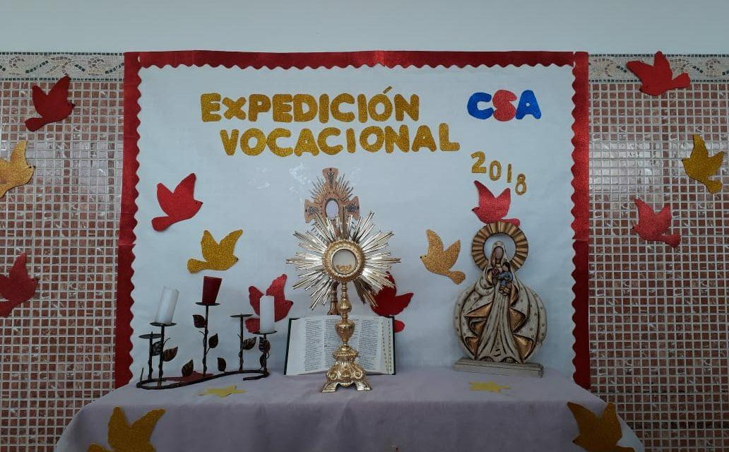 La Expedición Vocacional da a conocer el carisma agustino recoleto en Panamá
