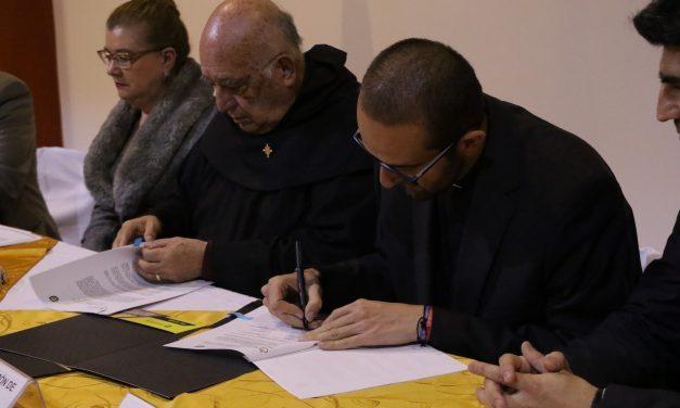 La UNIAGUSTINIANA colaborará en la labor educativa, social y comunicativa
