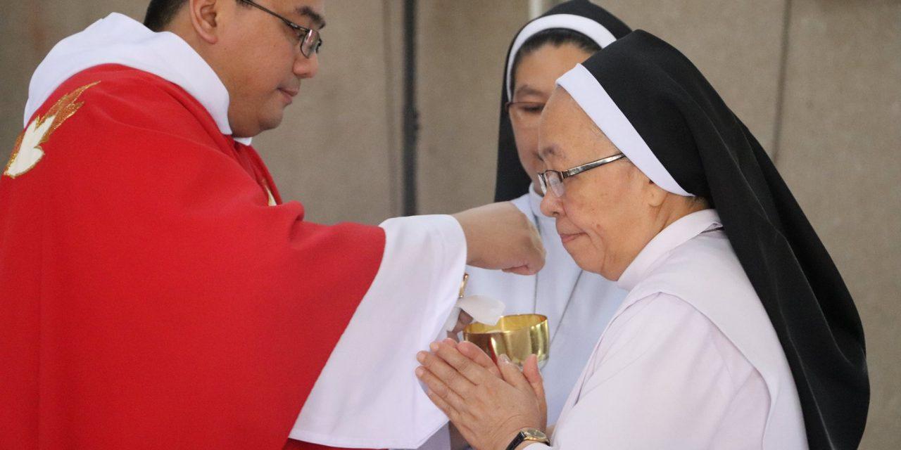 Sister Lucena L. Antipala, elegida nueva Superiora general de las Augustinian Recollect Sisters