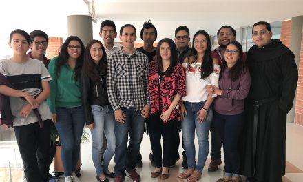 20 años viviendo el carisma agustino recoleto con los jóvenes en Colombia