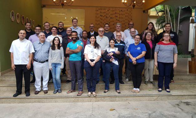 Los jóvenes en la Iglesia: Formación Permanente en Río de Janeiro
