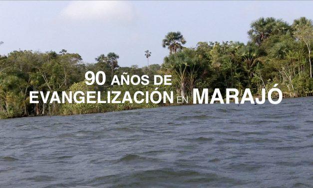 90 años de evangelización en Marajó