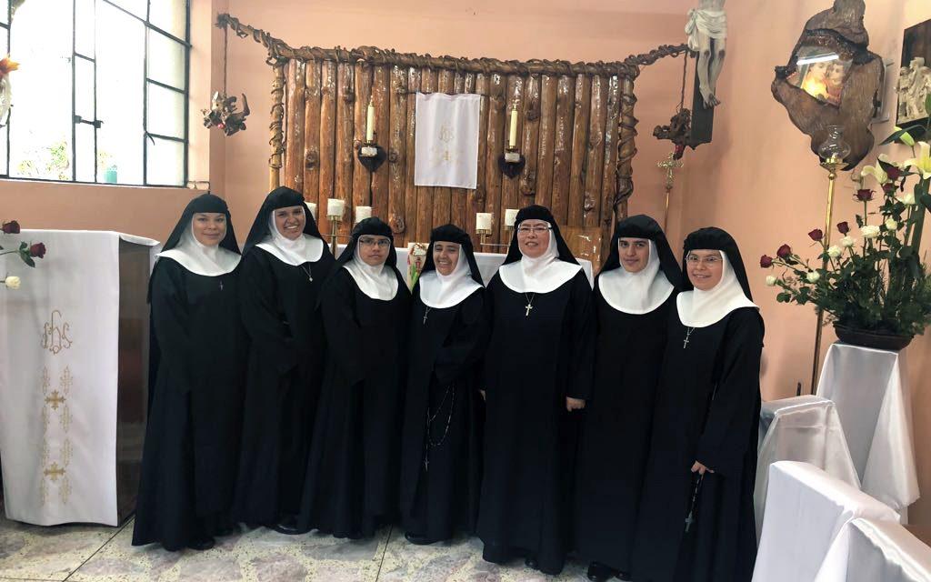 Colombia: la nueva casa de las Monjas Agustinas Recoletas