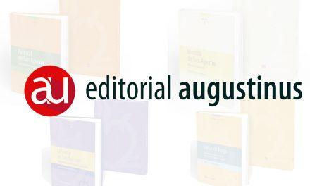La editorial Augustinus renueva su imagen corporativa