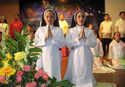 Religiosas agustinas recoletas