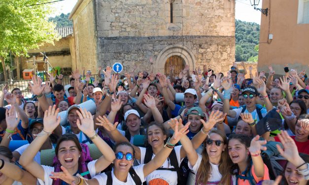 Living the summer in community: JAR's activities in Spain