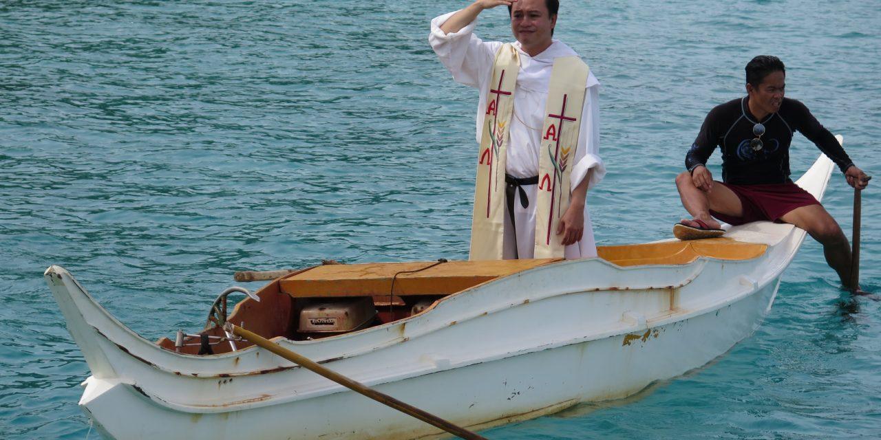 Casian: islas de evangelización