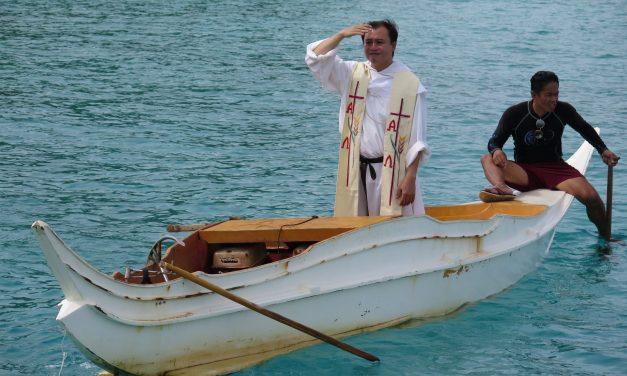 Casian: islands of evangelization