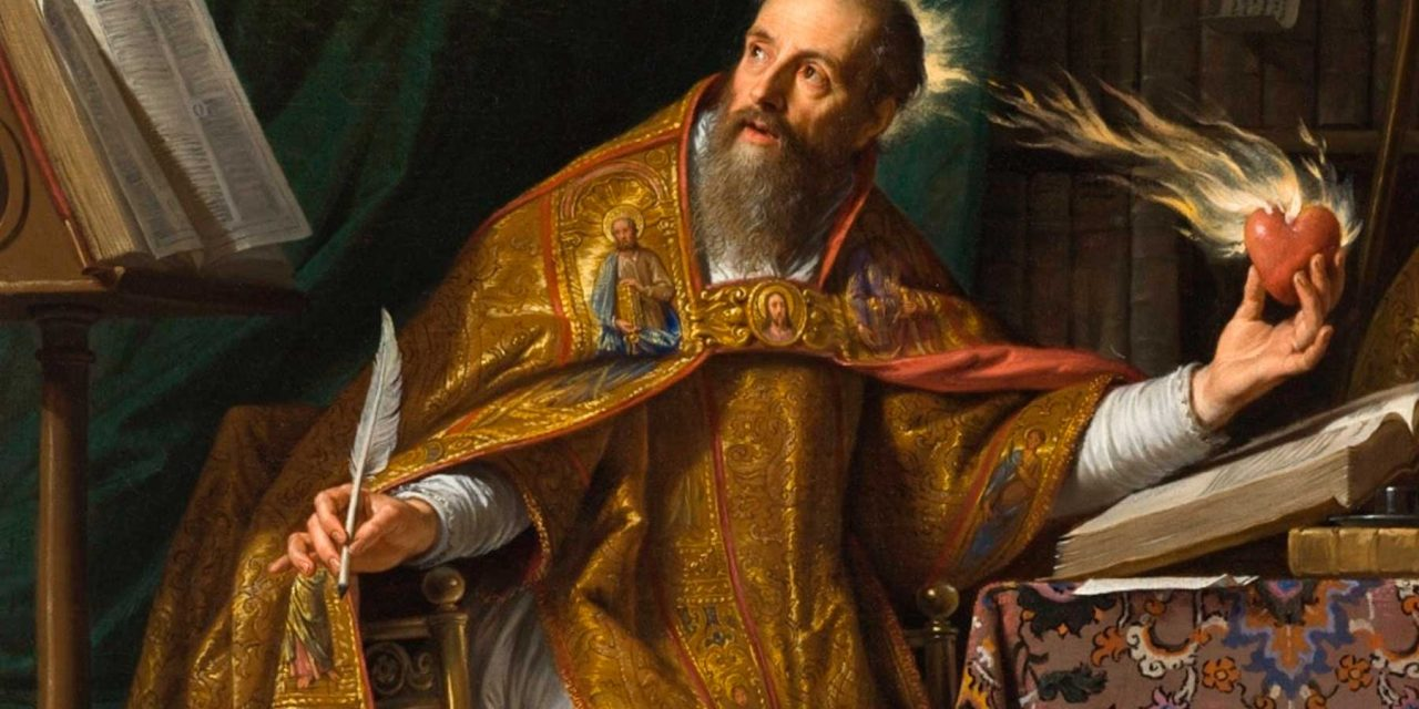 140 frases de San Agustín sobre la fe y las virtudes cristianas