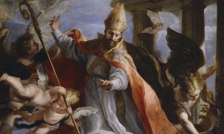 Nueve días agustinianos: Novena a San Agustín