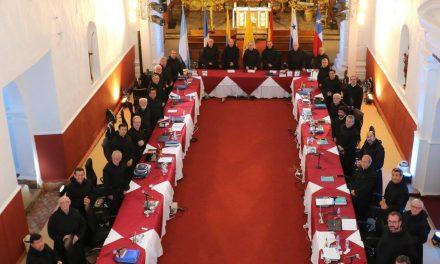 Reencuentro de hermanos, creadores de comunión: un nuevo impulso para la Provincia Ntra. Sra. de la Candelaria
