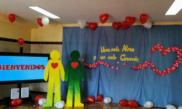 'Una sola alma y un solo corazón dirigidos hacia Dios': la comunidad en la escuela