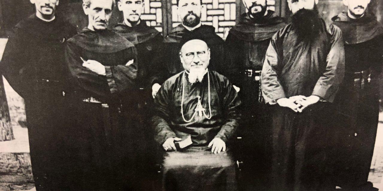 China, la Iglesia y los Agustinos Recoletos